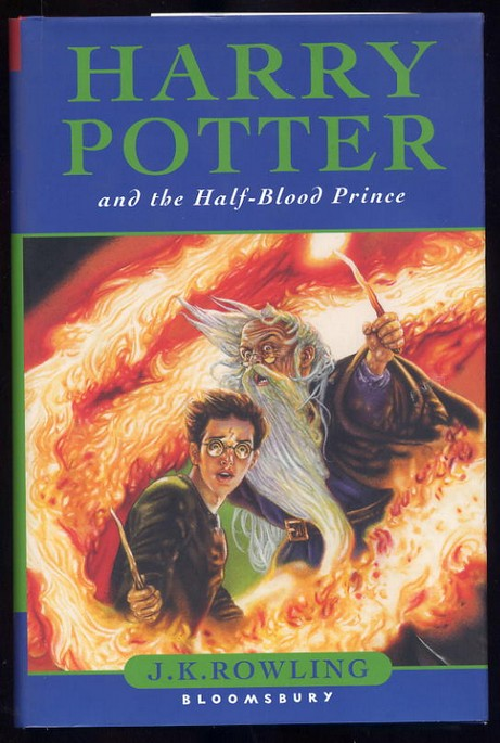 Rowling, J K Harry Potter and the Half Blood Prince 1st Edition