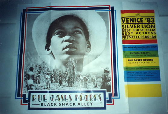 Rue Cases Negres - Black Shack Alley - Quad Poster