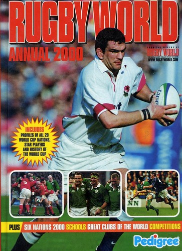 Rugby World 2000 Annual