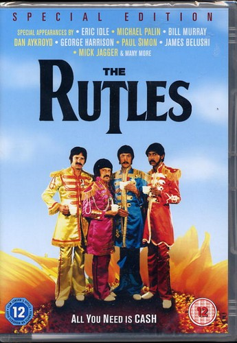 Ruttles, The - Special Edition DVD <b> SOLD </b>