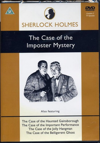 Sherlock Holmes - The Case of the Imposter Mystery - DVD