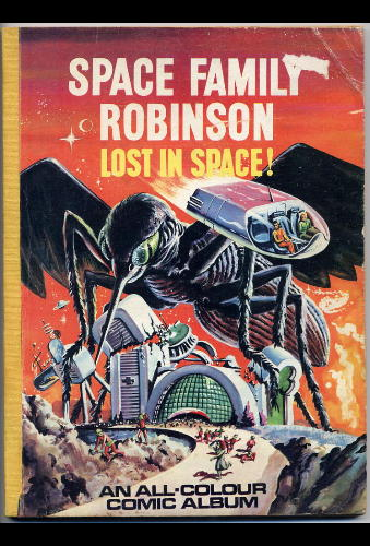 Space Family Robinson - Lost In Space #1 1965