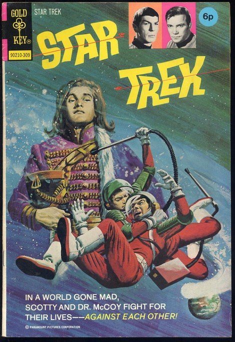 Star Trek #20 TV related VF/VF+
