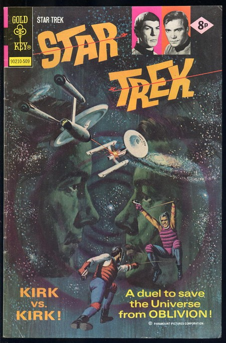 Star Trek #33 VF/VF+