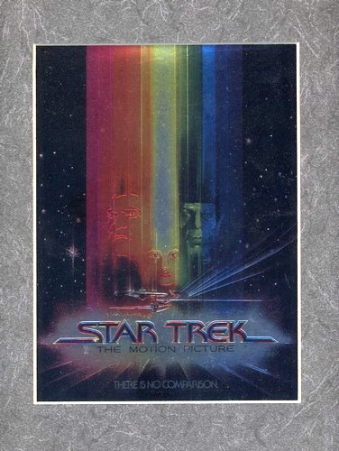 Star trek - The Motion Picture Chromart Print