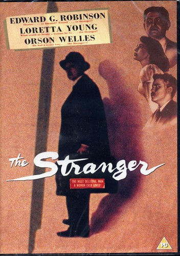 Stranger, the - Orson Welles, Edward G. Robinson - DVD