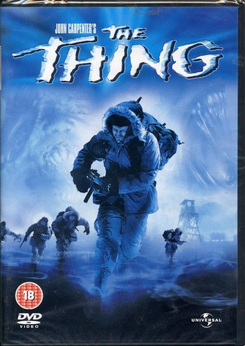 Thing, The - John Carpenter - DVD