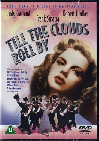 Till the Clouds Roll by - DVD - Judy Garland, Frank Sinatra