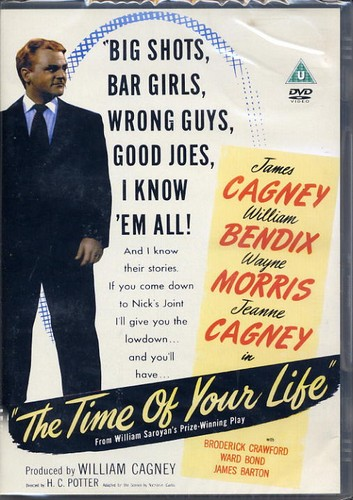 Time Of Your Life, the - James Cagney - DVD
