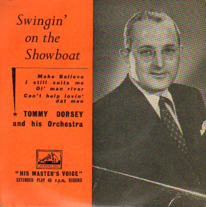 Dorsey, Tommy - EP Swingin on the Showboat