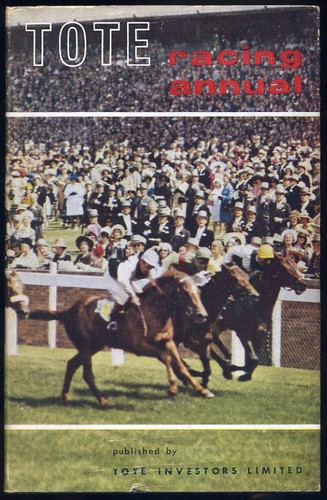 Tote Racing Annual 1965