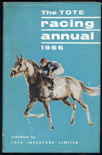 Tote Racing Annual 1966