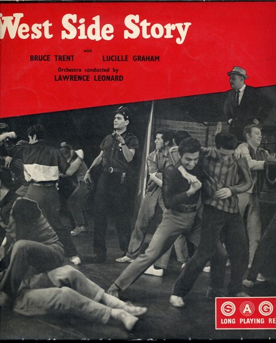 West Side Story 10inch <b>SOLD</b>