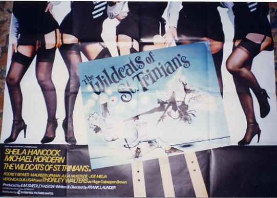 Wildcats of St.Trinians, The - 1980 - Quad
