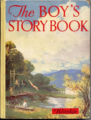 Various - The Boy's Story Book